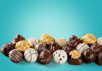 Carta da parati Cioccolato.