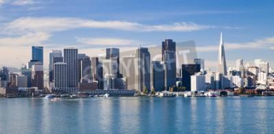 Carta da parati Città di San Francisco, California