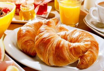 Carta da parati colazione continentale Deliziosa
