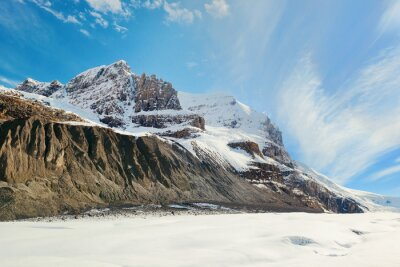 Carta da parati Columbia Icefield