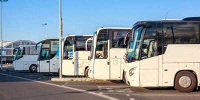 Carta da parati Compagnie de bus