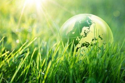 Carta da parati concetto ambientale del mondo - Europa