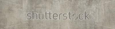 Carta da parati Concrete Walls. Natural stone textures. Pouring a concrete slab. Stone surface. Concrete gray slabs.