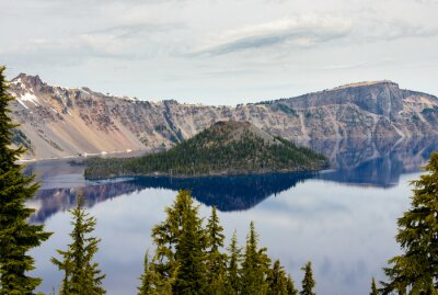 Carta da parati Crater Lake National Park
