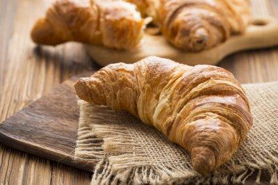 Carta da parati Croissant.