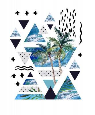 Carta da parati Design estratto astratto poster poster.