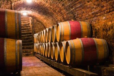 Carta da parati Destinatari fini per i migliori vini