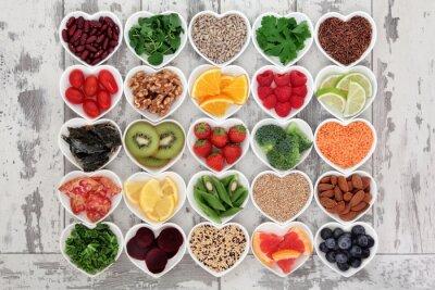 Carta da parati Detox Diet alimentare