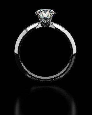 Carta da parati Diamond Ring singolo
