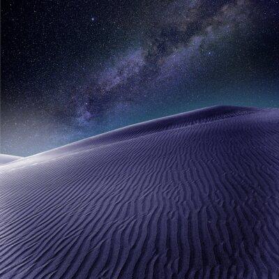 Carta da parati Dune di sabbia del deserto a Maspalomas Gran Canaria
