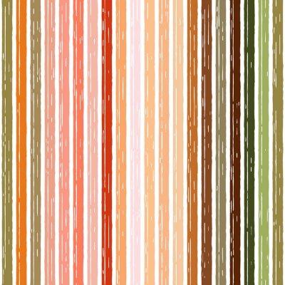 Carta da parati eating mix rainbow colorful vegetables. pattern.