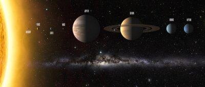 Carta da parati Elementi di questa immagine fornita dalla NASA