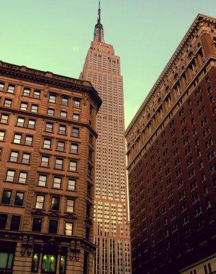 Carta da parati Empire State Building