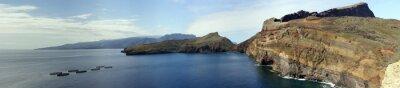 Carta da parati Escursione sulla Ponta de Lourenco penisola