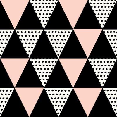 Carta da parati Estratto geometrico modello