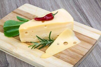 Carta da parati formaggio giallo