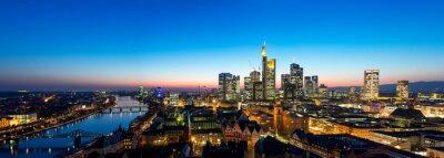 Carta da parati Francoforte sul Meno