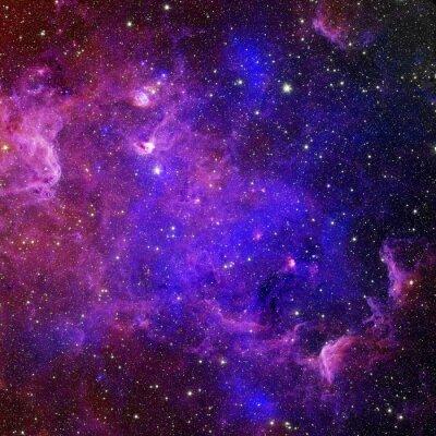 Carta da parati Galassia