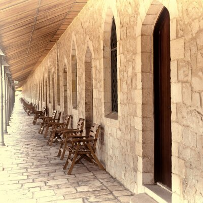 Carta da parati Galleria a Gerusalemme