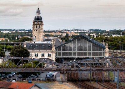 Carta da parati gare de La Rochelle