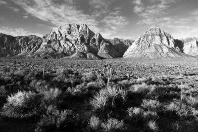 Carta da parati Geologiche Formazioni rocciose Red Rock Canyon Las Vegas Stati Uniti d'America