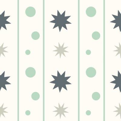 Carta da parati geometrica astratta sfondo illustrazione seamless vettore