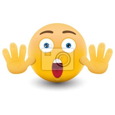 Wink emoji felice commozione emoticon di suggerimento stile