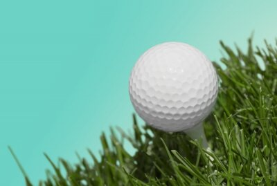 Carta da parati Golf.