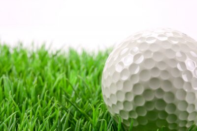 Carta da parati golf