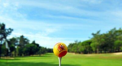 Carta da parati Golf in Spagna