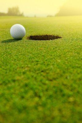 Carta da parati Golf Let