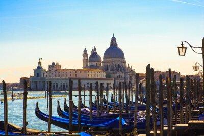 Carta da parati Gondole, Venezia