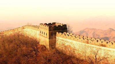 Carta da parati Grande tramonto Muraglia