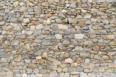 Carta da parati granito grigio di sfondo struttura della parete