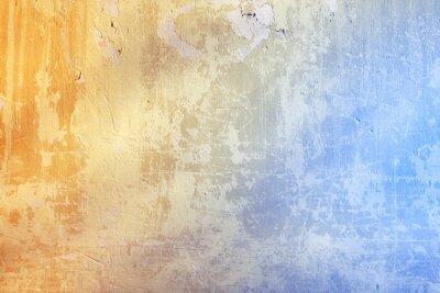 Carta da parati Grunge sfondo con texture di stucco