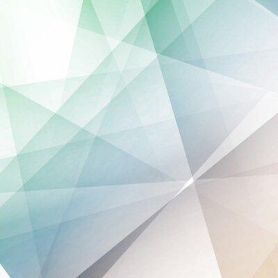 Carta da parati Hipster sfondo moderno trasparente geometrica