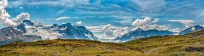 Carta da parati Icefield Parco Ghiacciaio vista panoramica