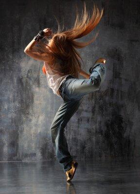 Carta da parati il ballerino