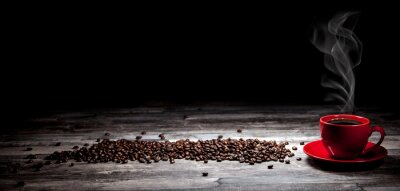 Carta da parati Kaffee Hintergrund