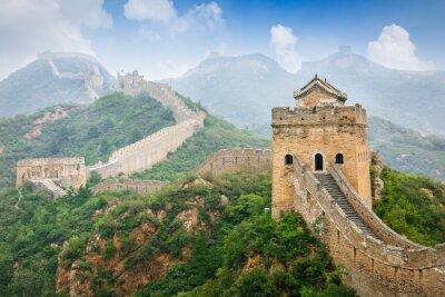 Carta da parati La grande Muraglia cinese