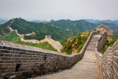 Carta da parati La Great Wall, Pechino, Cina