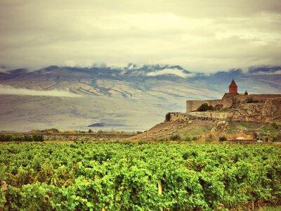 Carta da parati La vita in Armenia