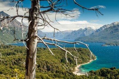 Carta da parati Lago Nahuel Huapi, Argentina