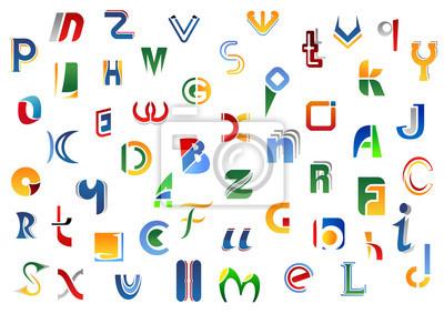 Carta Da Parati Lettere Alfabeto.Lettere E Simboli Di Alfabeto Carta Da Parati Carte Da Parati