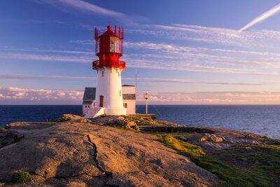 Carta da parati Lindesnes Lighthouse