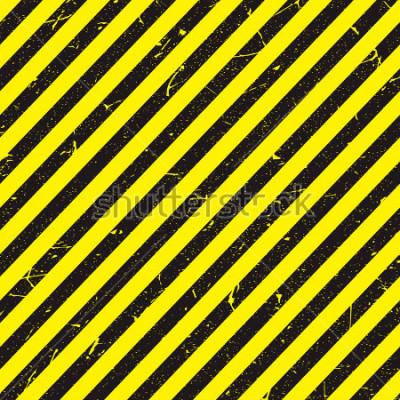 Carta da parati linea di colore giallo e nero con trama.