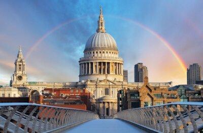 Carta da parati London - Cathedral St. Paiul, UK