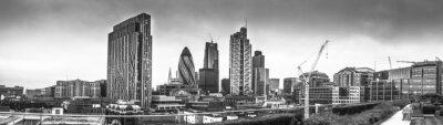 Carta da parati London City Panorama