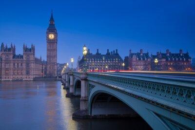 Carta da parati London landmark Big Ben