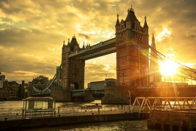 Carta da parati London Tower Bridge